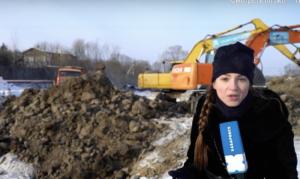 Почему «Водоканал» меняет трубы в Северном микрорайоне зимой