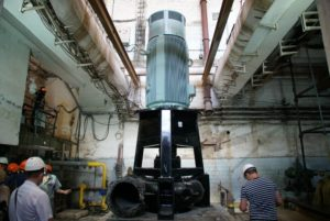 Канализационные стоки в Хабаровске будет перекачивать американский насос