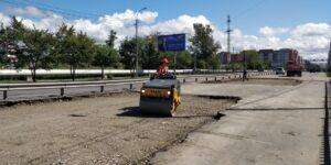 Открытие движения на участке производства работ по ул. Павла Леонтьевича Морозова планируется к 1 сентября